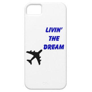 Livin夢 iPhone SE/5/5s ケース