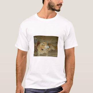 Livin生命Dawg! Tシャツ