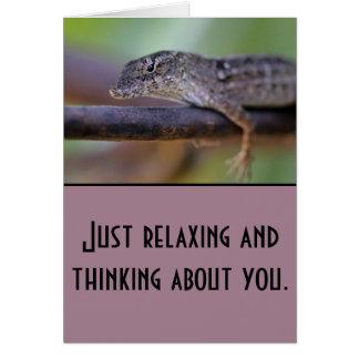lizard! カード