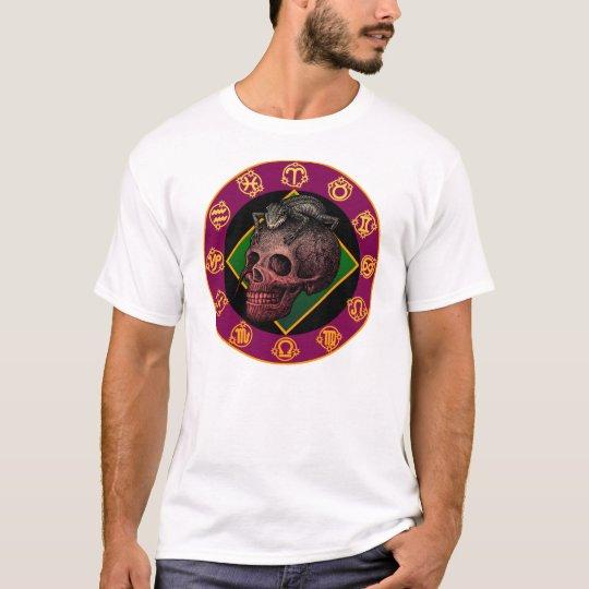 Lizard Skull Tシャツ
