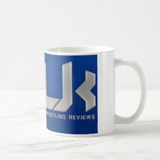 LKのレスリングの検討-最も大きいプロレスリングファン コーヒーマグカップ