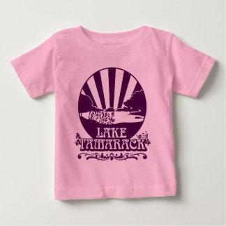 Lk. Tamarackの幼児ワイシャツの女の子 ベビーTシャツ