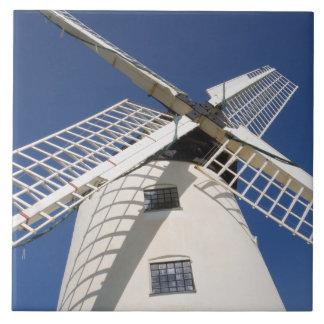 Llynnonの製造所、Llandeusant、Anglesey、ウェールズ(RF) タイル