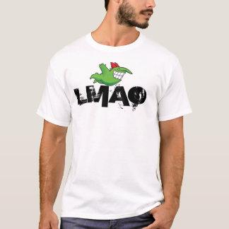 lmaoのおもしろいなギャグ tシャツ