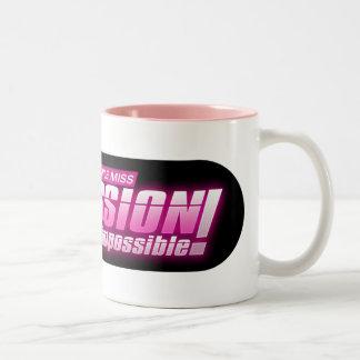 LMMIのコーヒー・マグ ツートーンマグカップ