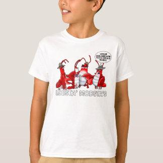 Lobstah Mobstahs Tシャツ