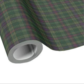 Lochan naのh-Achlaiseの格子縞 ラッピングペーパー