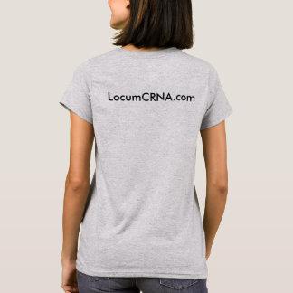 locumCRNA.com T-Shirt2 Tシャツ
