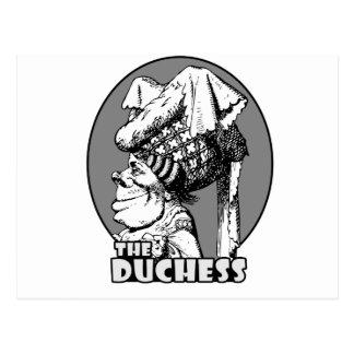 Logo公爵夫人 ポストカード
