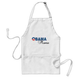 Logo Apronオバマのママ スタンダードエプロン