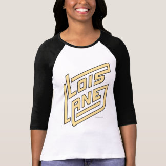Loisの車線のロゴ Tシャツ