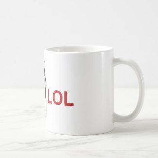 LOLのミーム コーヒーマグカップ