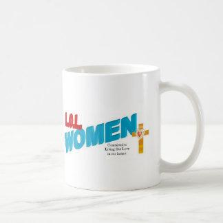 LOLの女性-キリスト教のマグ コーヒーマグカップ