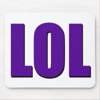 LOLの紫色 マウスパッド
