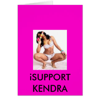 LOLのiSUPPORT KENDRA カード