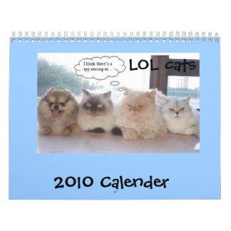 LOL猫のカレンダー カレンダー