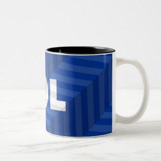LOL ツートーンマグカップ