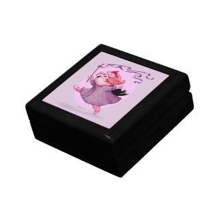 LOLAの豚のようで小さいギフト用の箱モンスター ギフトボックス