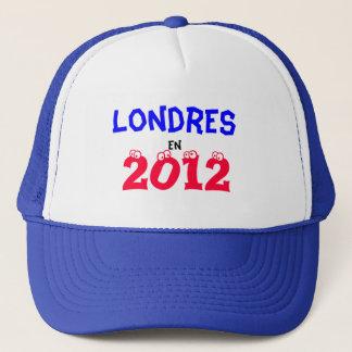 Londres en 2012年 キャップ