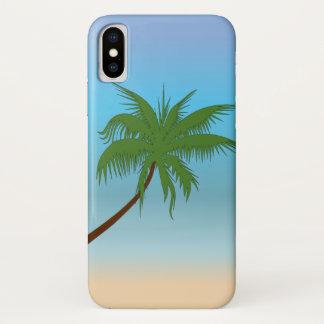 Lone Palm iPhone X ケース