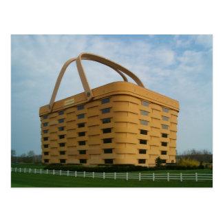 Longaberger Basket Company ポストカード