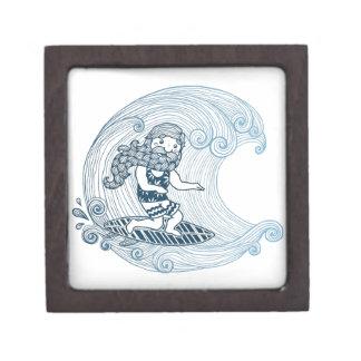 Longbeardのサーフィン ギフトボックス