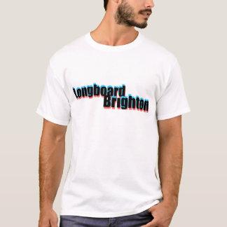 Longboardブライトン3D Tシャツ