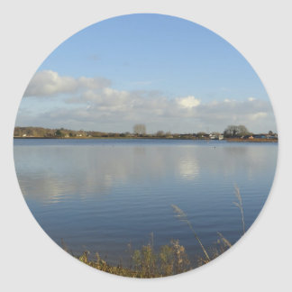 Longham湖、ドーセット ラウンドシール