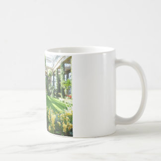 Longwoodの庭の温室 コーヒーマグカップ