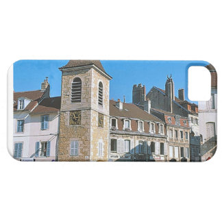 Lons le Saunierのclocktower iPhone SE/5/5s ケース