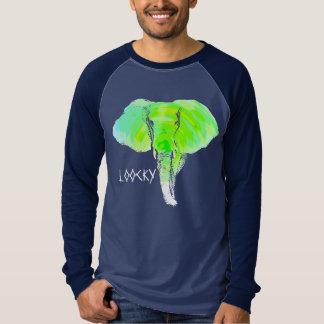 LOOCKY Tシャツ