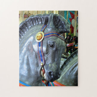 Looffの回転木馬の馬、サンタクルス ジグソーパズル