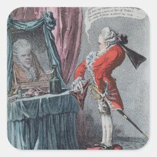 Lordly高度、パブ。 ハナHumphrey著、1802年 スクエアシール