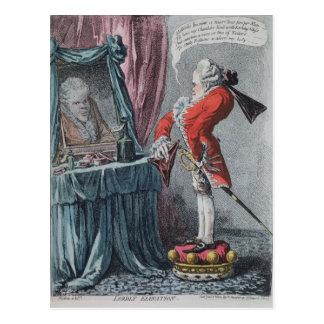 Lordly高度、パブ。 ハナHumphrey著、1802年 ポストカード