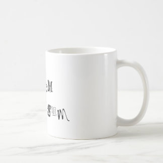 loremのipsum、抽象的な単語の芸術、盲目の文字 コーヒーマグカップ