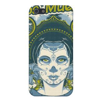 Losのmuertosのiphoneの場合 iPhone SE/5/5sケース