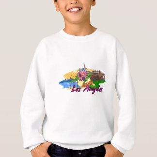 Losアンゲロス王朝-カリフォルニア- USA.png スウェットシャツ