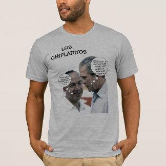 LOS CHIFLADITOS Tシャツ