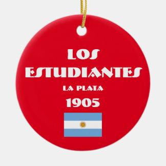 Los Estudiantes (ラプラタ)のクリスマスのオーナメント セラミックオーナメント