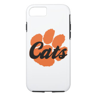 Los Gatosの山猫のiPhone 7の場合 iPhone 8/7ケース