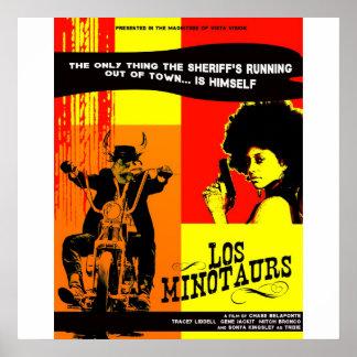 Los Minotaurs ポスター