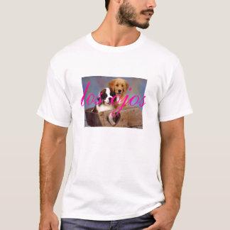 LOS OJOSのTシャツ Tシャツ