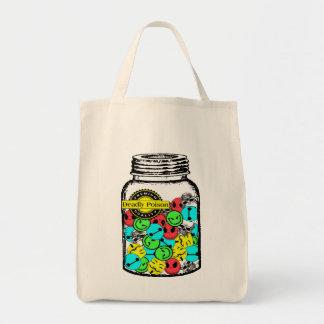 LosMoyasの致命的な毒バッグ トートバッグ