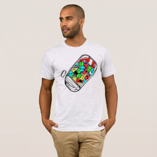 LosMoyasはジャムのTシャツのできます Tシャツ