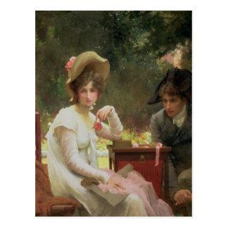 Loveでは、1907年 ポストカード