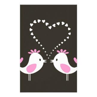 love2の鳥 便箋