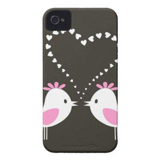 love2の鳥 Case-Mate iPhone 4 ケース