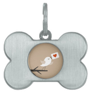love5の鳥 ペットタグ