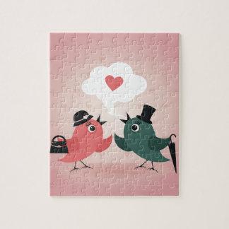 love7の鳥 ジグソーパズル