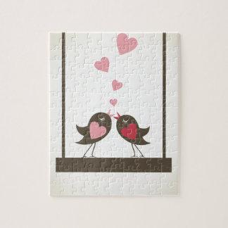 love9の鳥 ジグソーパズル